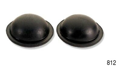 1955 1956 1957 Chevy Belair 210 150 Rear Body Mount Access Plugs Pair