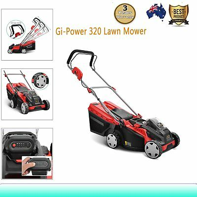 Lawn Mower Cordless Lawnmower Foldable Lithium Battery Powered Electric Garden