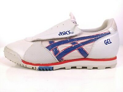 Asics Womens Shoes Sneakers Vtg 80s Sz 6