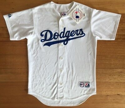 LA Los Angeles Dodgers Majestic MLB Replica Baseball Jersey *New with Tags* M