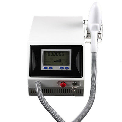 Q Switch YAG LASER Tattoo Removal System Eyebrow Callus Removal Schon Machine