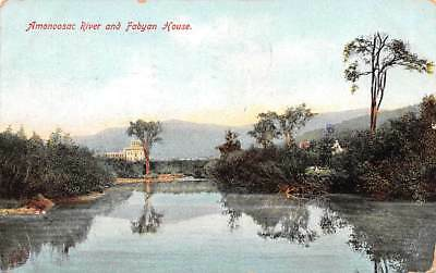 Amonoosac River And Fabyan House			1910-30		C013332