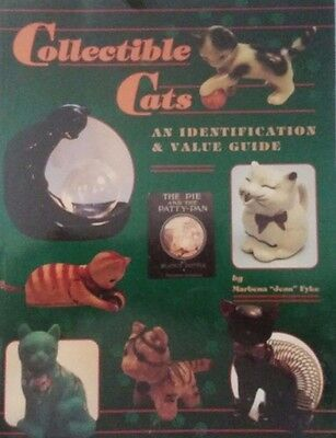 Collectible Cat Id Value Guide Book