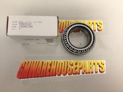 2001-2010 Silverado Sierra 3500 11.50 Rear Wheel Bearing Outer New Gm # 15042154