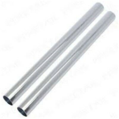 SNAPPIT 28MM RADIATOR PIPE COVER 10X20CM CHROME