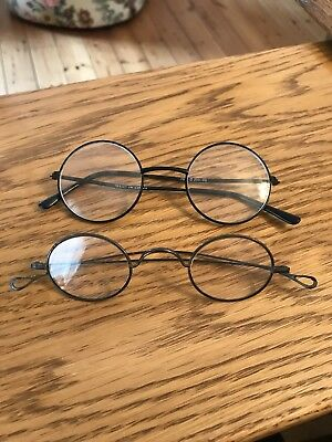 Antique Reading Glasses and Harry Potter style glasses Job Lot