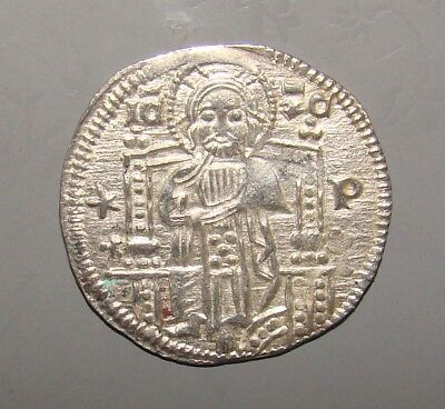 Antique Ancient Italy Venice France ? Empire Byzantine Medieval Silver Coin