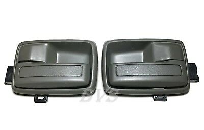 INNER DOOR HANDLE PAIR for 91-97 Vauxhall Brava Isuzu Rodeo TF TFR Trooper Amigo