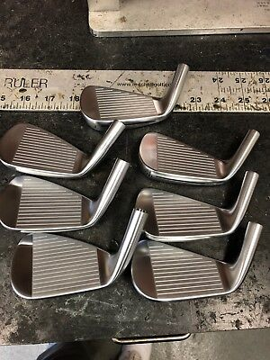 NEW RARE Tour issue Taylormade P790 Irons 4-PW Heads