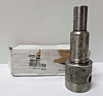 Parker MB019017 Coupling Shaft 25mm Str. PREOWNED OPENED DMG BOX**