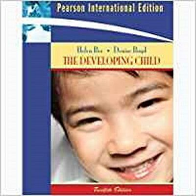 The Developing Child by Bee, Helen L.  Boyd, Denise G. Denise G.  Boyd