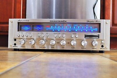 Marantz 2330B Receiver Fm & Am 143 Watt Per
