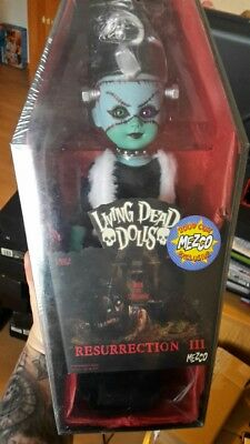 Living Dead Dolls Resurrection Bride of Valentine Variant Neu New Sealed Doll