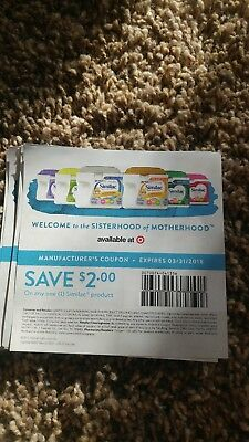 8x similac $2 coupons $16 value