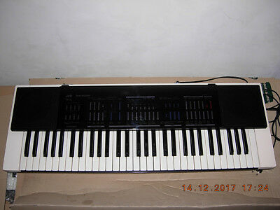 JVC KB-700 Vintage Keyboard 1986 like NEW *1Hand* TOP ZUSTAND