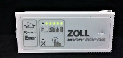 Zoll 8019-0535 SurePower Rechargeable Lithium Ion Battery pack for E or R Series