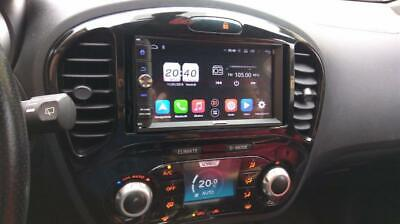 Autoradio Nissan Juke Gps Android 8 Wifi 3G 2Gb Ram Usb Sd Dvd 8-Core No Dogana