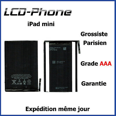Batterie iPad Mini A1445 Interne Neuve 0 cycle - Origine