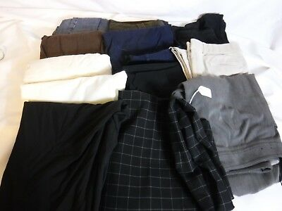 11 Pc Mixed Lot Women's Dress & Casual Pants Capris Jeans Size 8 (L100)