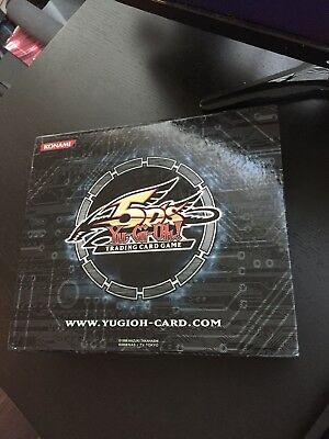 Yugioh 5ds Briefcase Tagalong Box Used