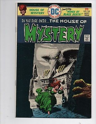 DC Bronze Age House Of Mystery 235 Mid Grade Combined Shipping
