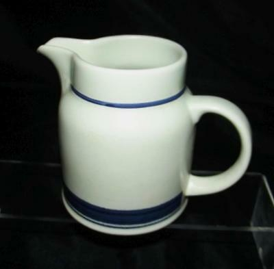Royal Doulton Biscay LS1007 Pattern Milk Jug in Ironstone Lambethware