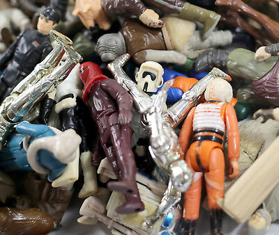 Vintage Star Wars Kenner Figures Incomplete / Customs - CHOOSE / BUILD YOUR LOT