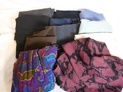 12 Pc Mixed Lot  Women's Clothes Dress Casual Pants Skirts Jeans Size 8 8P (104