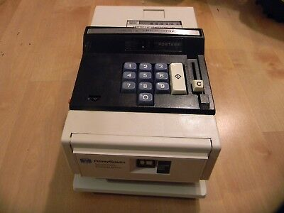 Pitney-Bowes Touchmatic Postage Meter Model 5707 in Good Conditio no power cord