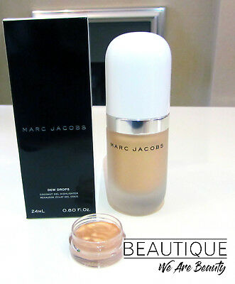 Marc Jacobs Coconut Dew Drops - Highlighter - 1, 2ml Test Sizes