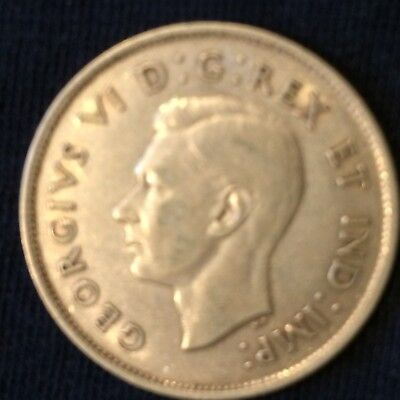 1937 Canada .50 cents