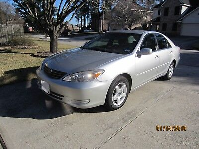 2004 Toyota Camry LE 2004 Toyota Camry LE Automatic One Lady Owner.......