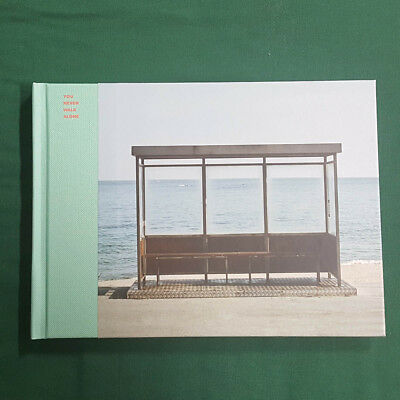 [Pre-Owned/ No Photocard] BTS You Never Walk Alone Left Version - CD/ Booklet
