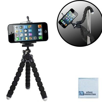 "Acuvar 6.5"" inch Flexible Tripod With Universal Mount"