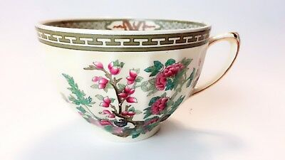Early English Crown Ducal Indian Tree Tea Cup