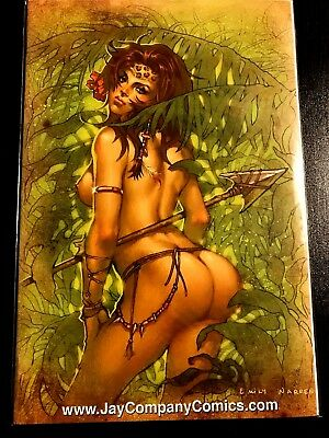 Cavewoman Cover Gallery Ltd To 100 San Diego Exclusive 2010