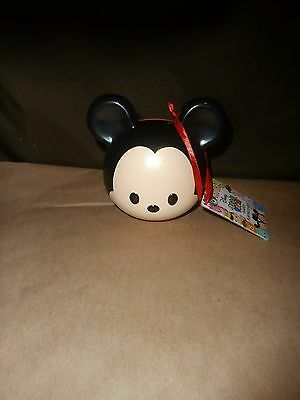 Nwt-Disney Tsum Tsum Playing Cards.Disney Tsum Tsum Cards in Mickey Mouse Case