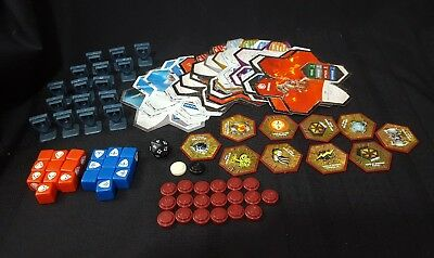 Heroscape Master Set Rise of the Valkyrie Extra pieces ~ replacement pieces