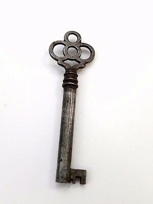 "Antique Vintage Skeleton Key Real Original Steampunk 3"" long"