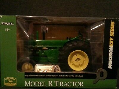 Ertl Precision Key 8 John Deere Model R