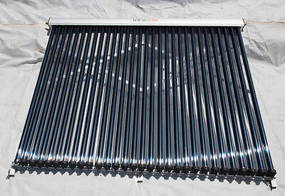 Solar Hot Water Collector - Evacuated 30 Tube - PRE-ORDER & get $100 discount