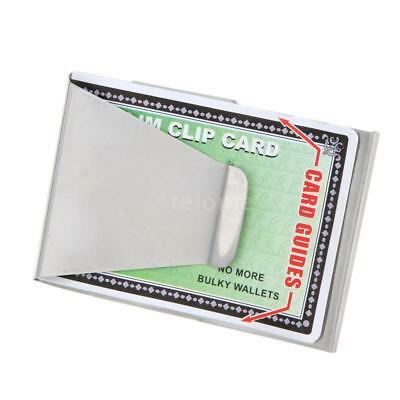 Outdoor Walking Money Clip Hold FOR Cash Credit Card ID Card Licences V5W0