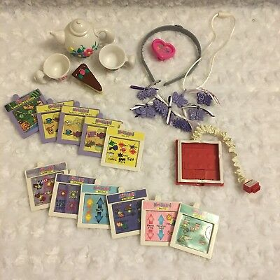 Playmates Toys Amazing Ally Let's Play Tea Party Set & Other Stories Interactive