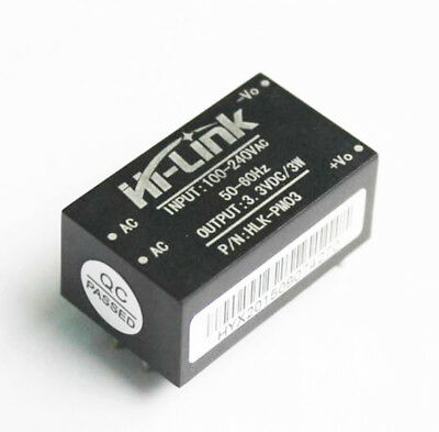 HLK-PM03 AC-DC 220V to 3.3V Step Down Buck Isolated Leistung Supply BAF