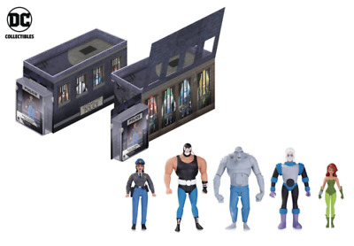 Batman The Animated Series GCPD Rogues Gallery Action Figure Five Pack