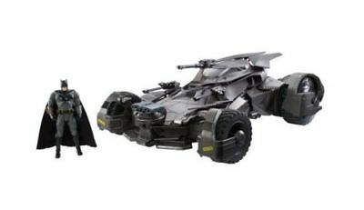 NEW Justice League Ultimate Batmobile RC Vehicle & Figure