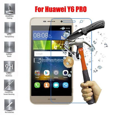 Vitre Protection Huawei Y6 pro/Y7 2018/ Honor 6A Film VERRE TREMPE 2017
