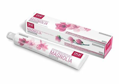 Splat Magnolia Gentle Whitening Toothpaste for Sensitive Teeth 75ml