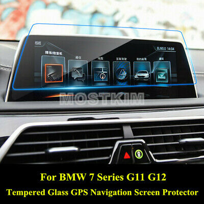 Tempered Glass GPS Navigation Screen Protector For BMW 7 Series G11 G12(16-20)