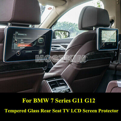 Tempered Glass Rear Seat TV LCD Screen Protector For BMW 7 Series G11 G12(16-20)